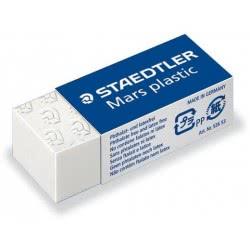 STAEDTLER Mars Plastic Γομολάστιχα Λευκή 52653 4007817527139