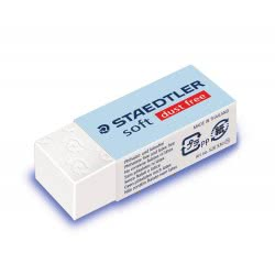 STAEDTLER Soft Γόμα Λευκή 526S30 4007817523865