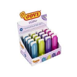 JOVI Slider Pencil Eraser - 4 Colours 226.225 8412027031684