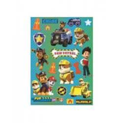 Group Operation Paw Patrol Stickers A4 - Boy F43376 8719497435050
