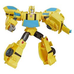 Hasbro Transformers Cyberverse Ultimate Class Bumblebee E1885 / E3641 5010993569724