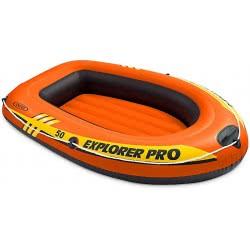 INTEX Βάρκα φουσκωτή Explorer Pro 50 137x23x85εκ 58354 6941057402642