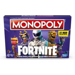 Hasbro Επιτραπέζιο Monopoly Fortnite Νέα Έκδοση - V2 E6603 5010993628933