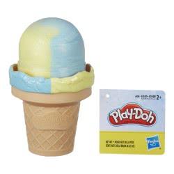 Hasbro Play-Doh Ice Pops Cone - 3 Colours E5332 / E5349 5010993596492