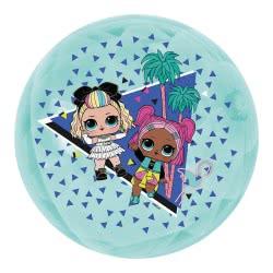 John L.O.L. Surprise Light Up Ball Brightly Coloured LED 100Mm - 2 Colours 52196 4006149521969