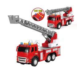 Toys-shop D.I Πυροσβεστικό Όχημα JA089945 6990119899456