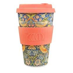 ecoffee cup Ecoffee Ποτήρι Bamboo με καπάκι 400ml Thief 600505 5060136005398