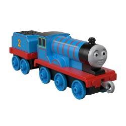 Mattel Thomas And Friends Trackmaster Τόμας Τρενάκια Με Βαγόνι - Edward GCK94 / GDJ57 887961744712