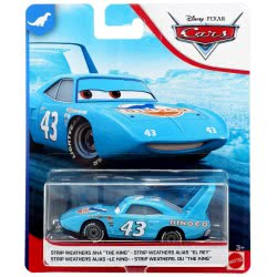 Mattel Disney/Pixar Cars 3 Die-Cast - Strip Weathers Aka The King DXV29 / FLM02 887961561692