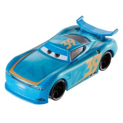 Mattel Disney/Pixar Cars 3 Die-Cast - Michael Rotor DXV29 / FLL77 887961561470