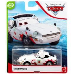 Mattel Disney/Pixar Cars 3 Αυτοκινητάκι Die-Cast - Mach Matsuo DXV29 / GBV69 887961722062