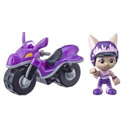 PLAYSKOOL Top Wing Betty Bat Figure Vehicle Dirt Bike E5281 / E5824 5010993589760