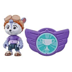 PLAYSKOOL Top Wing Shirley Squirrely Figure E5283 / E5782 5010993604470
