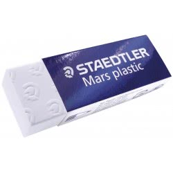 Koh-i-noor Mars Plastic Γομολάστιχα Λευκή 52650 4007817504598