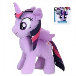 Hasbro My Little Pony Friendship Is Magic Princess Twilight Sparkle Plush B9820 / E1818 5010993518180