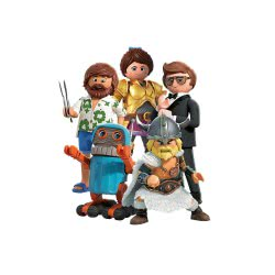 Playmobil PTM The Movie Figures Series 1 70069 4008789700698