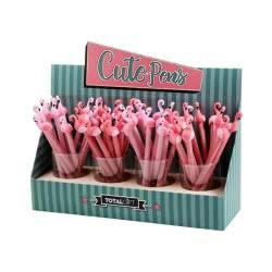 OEM Total Gift Cute Pens Flamingo - Pink XL0889 8051128667455