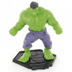 COMANSI Marvel Avengers Σακουλάκι Μινιατούρα Hulk COM96026 8412906960265