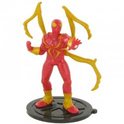 COMANSI Marvel Avengers Σακουλάκι Μινιατούρα Iron Spiderman COM96035 8412906960357