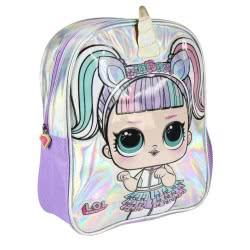 Cerda L.O.L. Surprise 3D Kindergarten Backpack Unicorn 2100002628 8427934280667