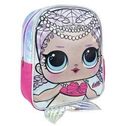 Cerda L.O.L. Surprise 3D Kindergarten Backpack Merbaby 2100002545 8427934273157