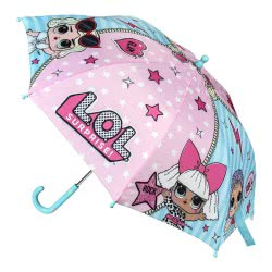 Cerda L.O.L. Surprise Umbrella 42 Cm - Blue 2400000497 8427934296958