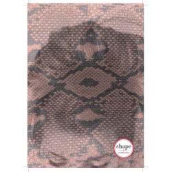 shape notebooks Τετράδιο Σπιράλ 2 Θεμάτων B5 Animal 17X24 Cm - 5 Χρώματα AN.PRINTB52 5200399803977