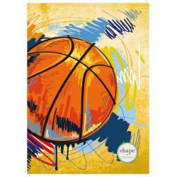 shape notebooks Τετράδιο Σπιράλ 3 Θεμάτων B5 Sports 17X24 Cm - 5 Χρώματα SPORTSB53 5200399803823
