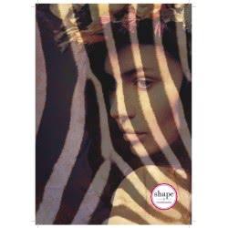 shape notebooks Τετράδιο Σπιράλ 3 Θεμάτων B5 Animal 17X24 Cm - 5 Χρώματα AN.PRINTB53 5200399803984