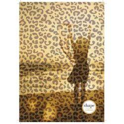 shape notebooks Τετράδιο Σπιράλ 3 Θεμάτων A4 Animal 21X27.9 Cm - 5 Χρώματα AN.PRINTA43 5200399804028