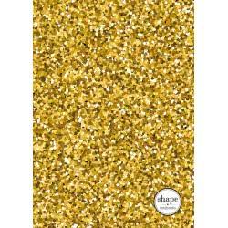 shape notebooks Τετράδιο Σπιράλ 3 Θεμάτων A4 Glitter 21X27.9 Cm - 5 Χρώματα GLITTERA43 5200399803410