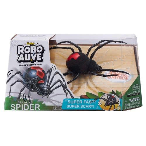 ZURU Robo Alive Crawling Spider 1863-27111 6946441308289