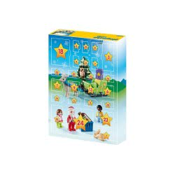 Playmobil 1.2.3 Advent Calendar - Christmas In The Forest 9391 4008789093912