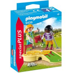 Playmobil Special Plus Παιδικό Μίνι Γκολφ 9439 4008789094391