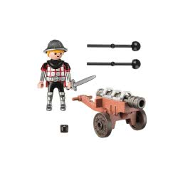 Playmobil Special Plus Knight With Cannon 9441 4008789094414