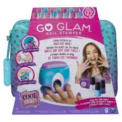 Spin Master Cool Maker GO GLAM Nail Stamper, Nail Studio 6045484 778988165645