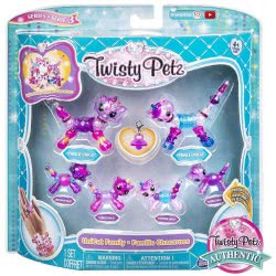 Spin Master Twisty Petz Family 6 Pack Series 3 - 4 Designs 20116332 778988570319