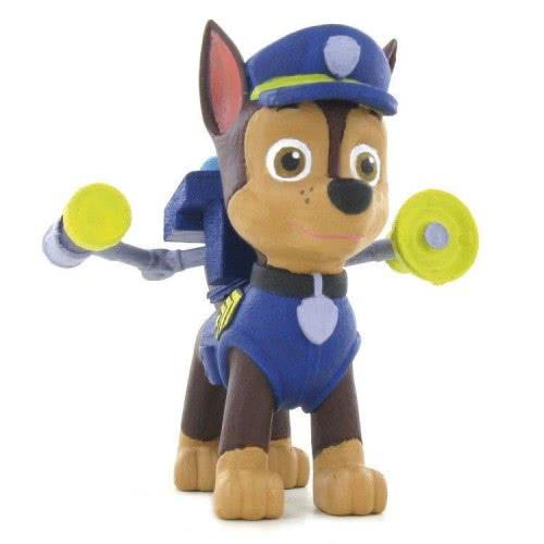 COMANSI Minifigure Chase Paw Patrol COM99877 8412906998770