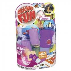 Goliath Sticker Fun Animals 23544 8711808355019