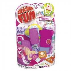 Goliath Sticker Fun Princess 23545 8711808355026