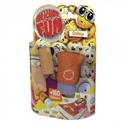Goliath Sticker Fun Smileys Φατσούλες 23543 8711808355002