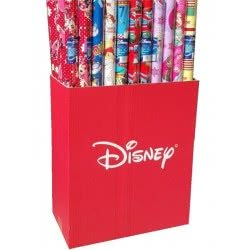 Canpol Wrapping Paper Disney Rolls 200X70 Cm - 12 Designs PD-70200 5902814355879