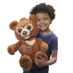Hasbro Furreal Cubby The Curious Bear Αρκουδάκι Φιλαράκι E4591 5010993596331