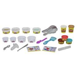 Hasbro Play-Doh Rollzies Ice Cream Playset E8055 5010993619115