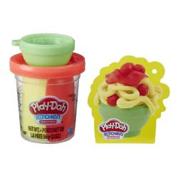 Hasbro Play-Doh Mini Creations Noodles E7474 / E7479 5010993626007