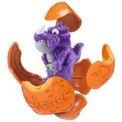ZURU Smashers Smash Ball Series 3 Dino Συσκευασία Με 3 Δεινοσαυράκια 23553 193052001887
