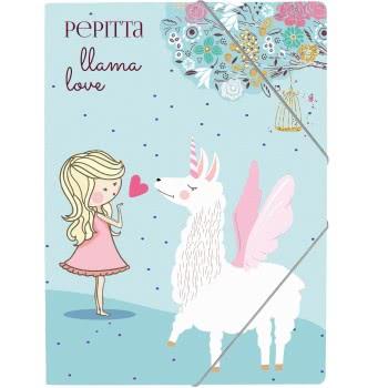 Pepitta Llama Love PP A4...