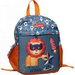 GIM Fisher-Price Lion Junior Kindergarten Backpack 349-03054 5204549123458