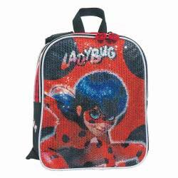 GIM Miraculous Ladybug Super Heroes Σακίδιο Πλάτης Διπλής Όψης 346-03053 5204549122703