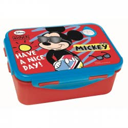 GIM Mickey Mouse Have A Nice Day Lunch Box (Micro) 553-54265 5204549116993